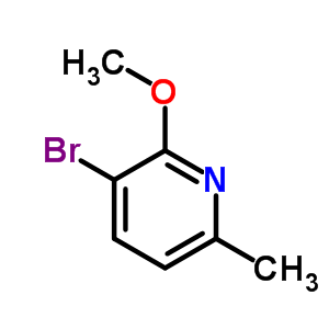 717843-47-5 3-bromo-2-methoxy-6-methylpyridine
