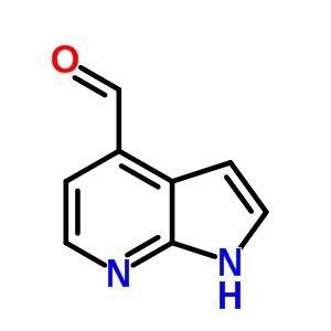 728034-12-6 1H-pyrrolo[2,3-b]pyridine-4-carbaldehyde
