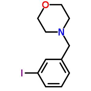 731812-03-6 4-(3-iodobenzyl)morpholine