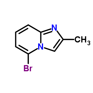 74420-51-2 5-bromo-2-methylimidazo[1,2-a]pyridine