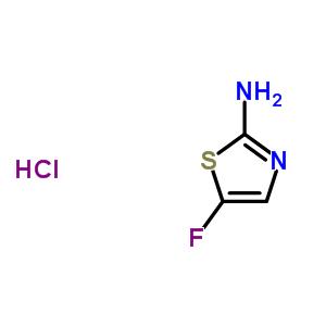 5-氟噻唑-2-胺盐酸盐 745053-64-9