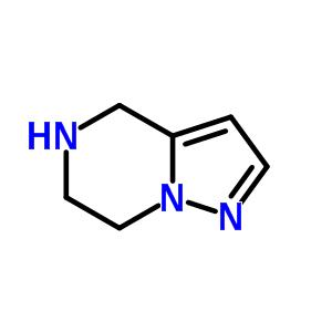 792163-25-8 4,5,6,7-tetrahydropyrazolo[1,5-a]pyrazine