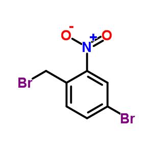 4-溴-2-硝基溴苄 82420-34-6