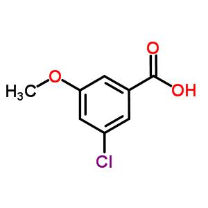 3-氯-5-甲氧基苯甲酸 82477-67-6