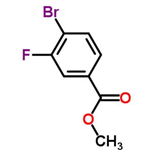 849758-12-9 Methyl 4-bromo-3-fluorobenzoate