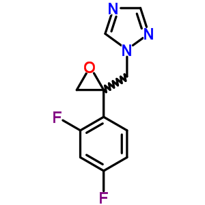 86386-76-7 1-{[2-(2,4-difluorophenyl)oxiran-2-yl]methyl}-1H-1,2,4-triazole