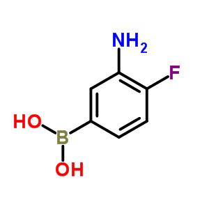 873566-75-7 (3-amino-4-fluorophenyl)boronic acid