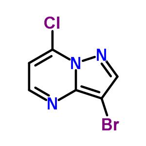 877173-84-7 3-bromo-7-chloropyrazolo[1,5-a]pyrimidine