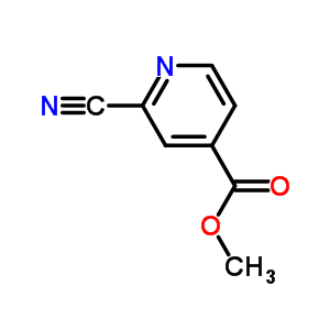 94413-64-6 methyl 2-cyanopyridine-4-carboxylate