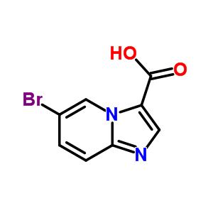 944896-42-8 6-bromoimidazo[1,2-a]pyridine-3-carboxylic acid