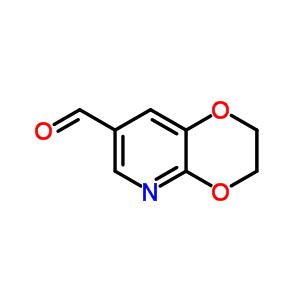 95849-26-6 2,3-dihydro[1,4]dioxino[2,3-b]pyridine-7-carbaldehyde
