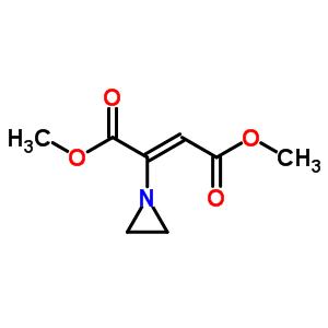 1883-79-0 dimethyl (2Z)-2-aziridin-1-ylbut-2-enedioate