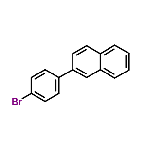 2-(4-Bromophenyl)naphthalene 22082-99-1