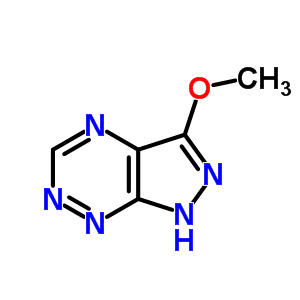 37526-53-7 3-methoxy-1H-pyrazolo[4,3-e][1,2,4]triazine
