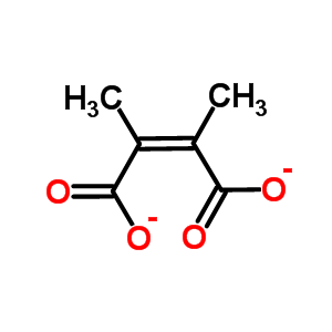 488-21-1 (2Z)-2,3-dimethylbut-2-enedioic acid