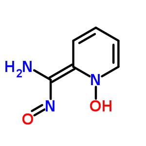 65370-37-8 (2Z)-2-[amino(nitroso)methylidene]pyridin-1(2H)-ol