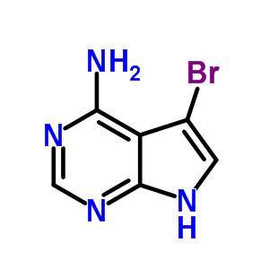 22276-99-9 5-bromo-7H-pyrrolo[2,3-d]pyrimidin-4-amine