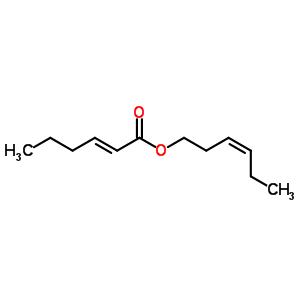 53398-87-1 (3Z)-hex-3-en-1-yl (2E)-hex-2-enoate