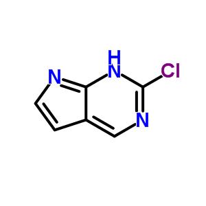 2-Chloro-7H-pyrrolo[2,3-d]pyrimidine 335654-06-3