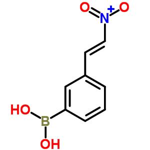 850567-99-6 {3-[(E)-2-nitroethenyl]phenyl}boronic acid