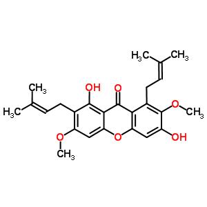β-倒捻子素 20931-37-7