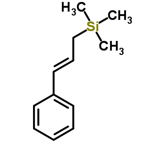 40595-34-4 trimethyl[(2E)-3-phenylprop-2-en-1-yl]silane