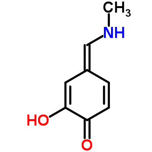 5766-75-6 (4E)-2-hydroxy-4-[(methylamino)methylidene]cyclohexa-2,5-dien-1-one