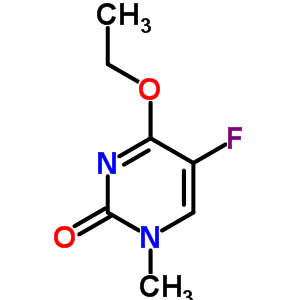 154-91-6 4-ethoxy-5-fluoro-1-methylpyrimidin-2(1H)-one