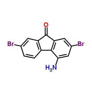 1785-11-1 4-amino-2,7-dibromo-9H-fluoren-9-one