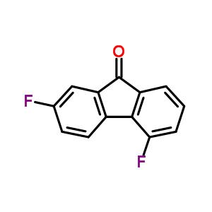 2969-61-1 2,5-difluoro-9H-fluoren-9-one