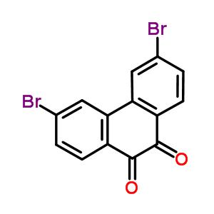 53348-05-3 3,6-dibromophenanthrene-9,10-dione