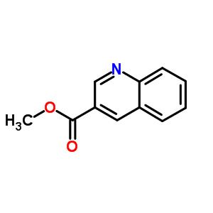 53951-84-1 methyl quinoline-3-carboxylate