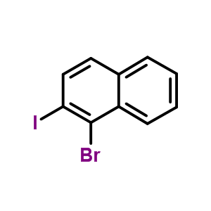 90948-03-1 1-bromo-2-iodonaphthalene