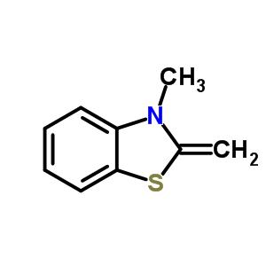 23574-67-6 3-methyl-2-methylidene-2,3-dihydro-1,3-benzothiazole