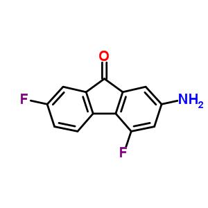 2969-63-3 2-amino-4,7-difluoro-9H-fluoren-9-one