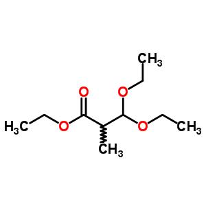 3,3-二乙氧基-2-甲基丙酸乙酯 36056-90-3