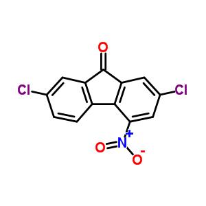 37568-11-9 2,7-dichloro-4-nitro-9H-fluoren-9-one
