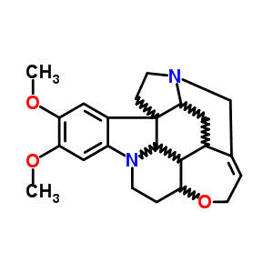 545-64-2 2,3-dimethoxystrychnidine
