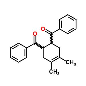 6955-51-7 (4,5-dimethylcyclohex-4-ene-1,2-diyl)bis(phenylmethanone)