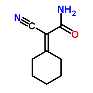 704-16-5 2-cyano-2-cyclohexylideneacetamide