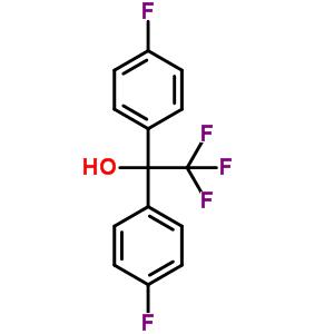 Benzenemethanol,4-fluoro-a-(4-fluorophenyl)-a-(trifluoromethyl)- 733-83-5