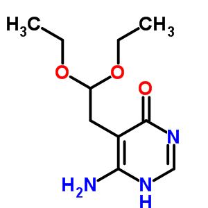 7400-06-8 6-amino-5-(2,2-diethoxyethyl)pyrimidin-4(1H)-one