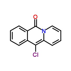 7777-97-1 11-chloro-6H-pyrido[1,2-b]isoquinolin-6-one
