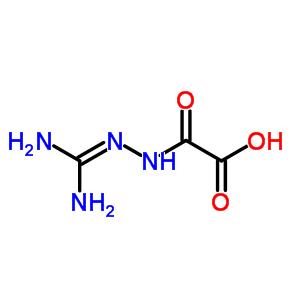 乙二酸, 单[2-(氨基亚氨基甲基)]酰肼 89797-67-1