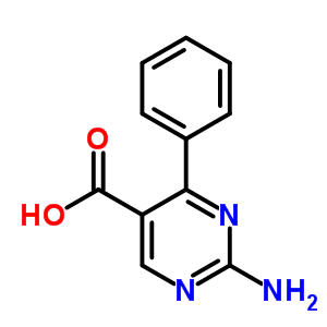 91093-42-4 2-amino-4-phenylpyrimidine-5-carboxylic acid
