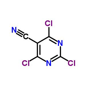 3029-64-9 2,4,6-trichloropyrimidine-5-carbonitrile