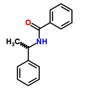 3480-59-9 N-(1-phenylethyl)benzamide