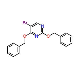 41244-53-5 2,4-bis(benzyloxy)-5-bromopyrimidine