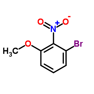 500298-30-6 1-bromo-3-methoxy-2-nitrobenzene