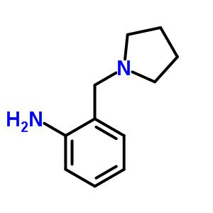 2-(吡咯烷基甲基)苯胺 55727-59-8